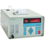 Dual Flow Airborne Particle Counter