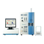 IR Carbon Sulphur Analyzer : IR Carbon and Sulphur Analyzer LCSA-A11
