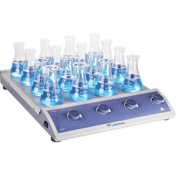 Multi-Position Magnetic Stirrer LMMS-A10