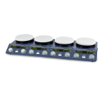 Multi-position Hot Plate Magnetic Stirrer LMMS-A30