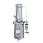 Water Distillers : Stainless Steel Water Distiller LSWD-A20