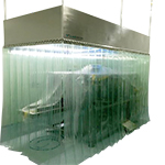 Laminar Flow Canopy